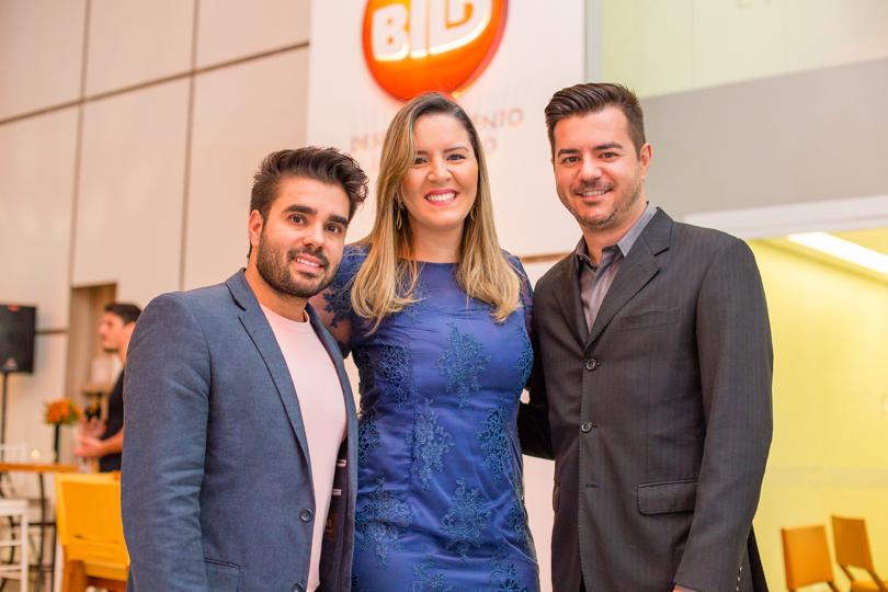 Afonso  Diniz, Fabiana Santos (Consultora de Negócios da Bild) e Carlos Damas (4)