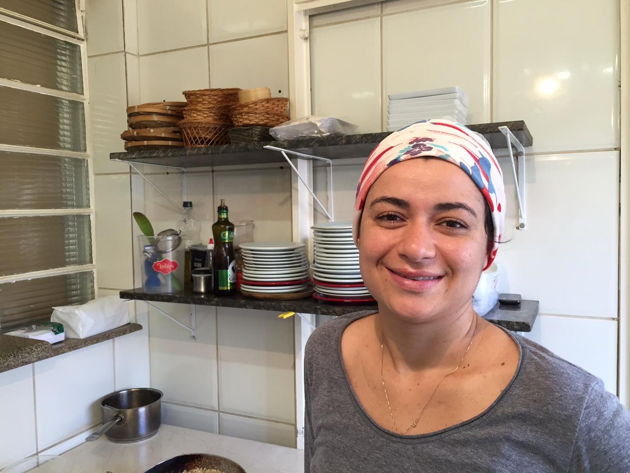 Chef Lelê Ribeiro