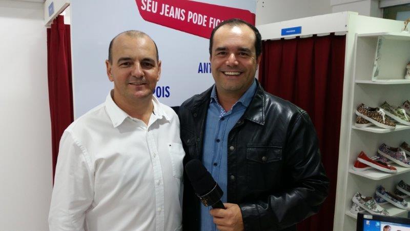 Flávio Conrad diretor presidente do Grupo Restaura Jeans