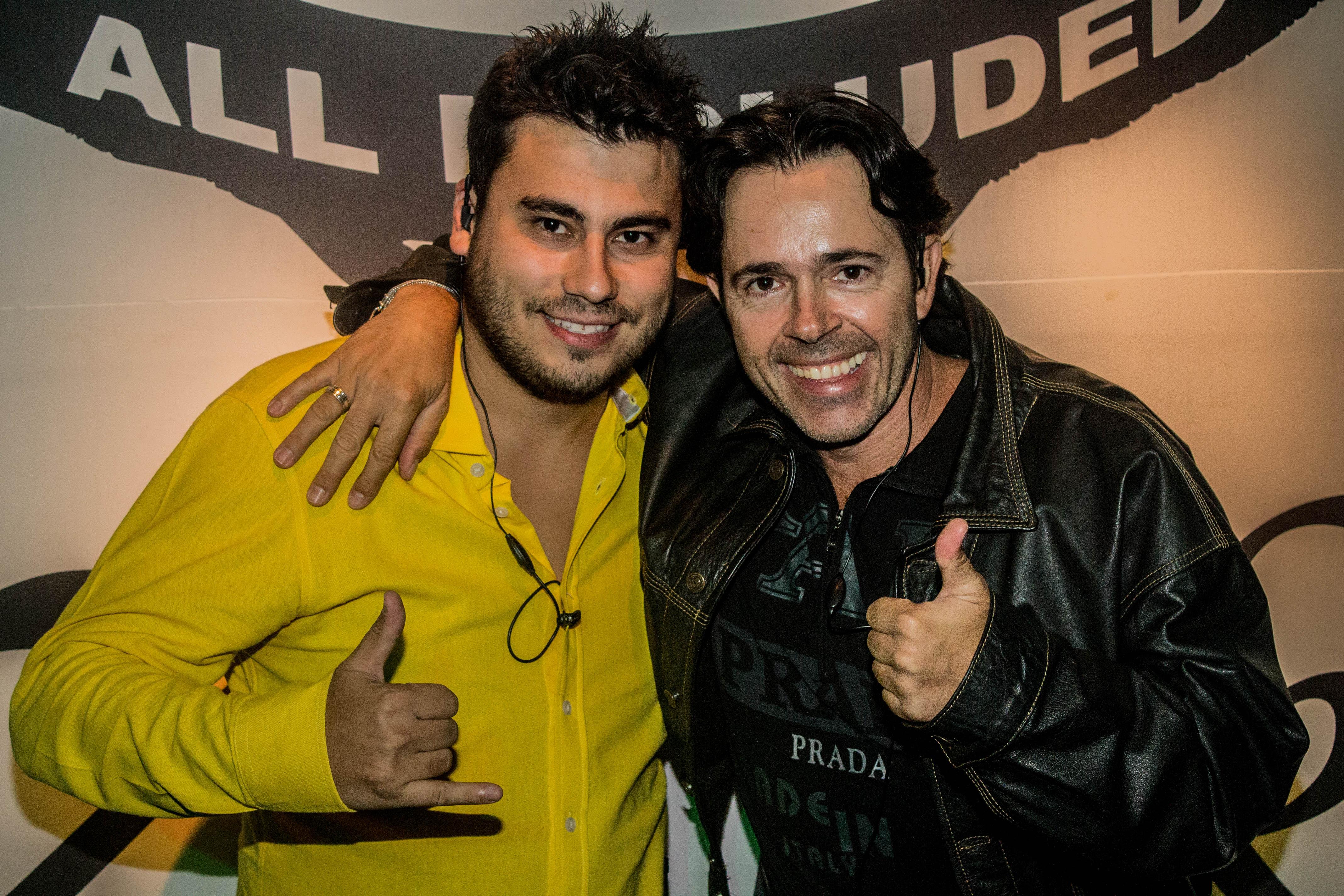 Guilherme Ferraz e Biel Balieiro CAPA