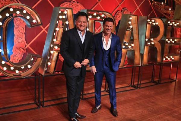 Leonardo e Eduardo Costa