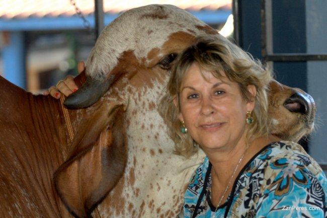 Maria Tereza Lemos Calil Foto Girbrasil