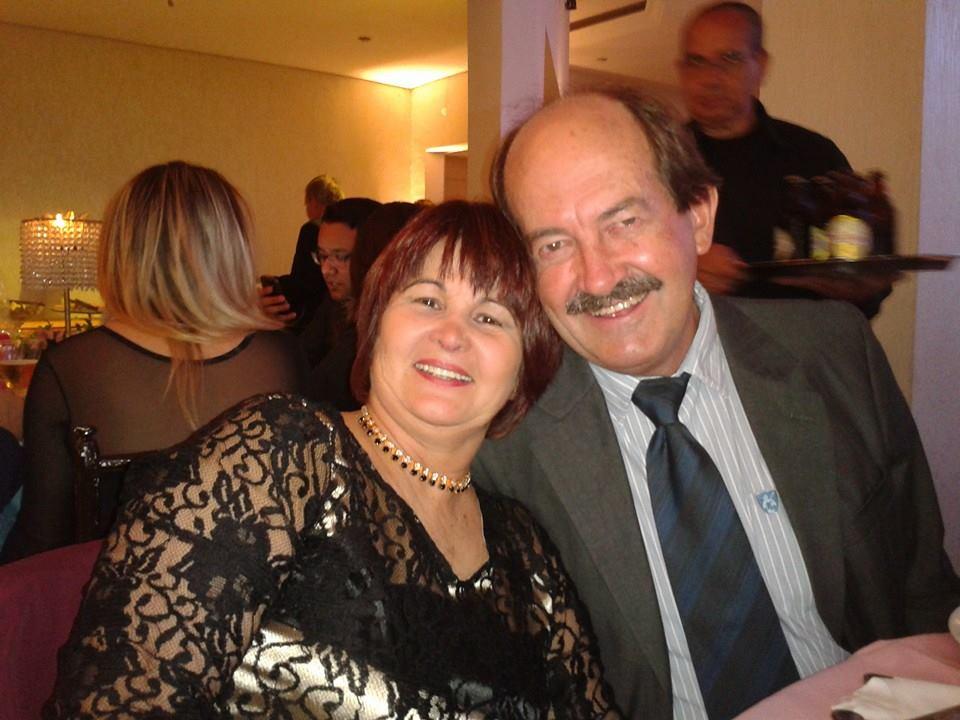 Rosinha e Leonel Aylon