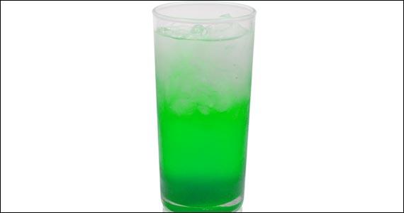 Soda Italiana de maça verde