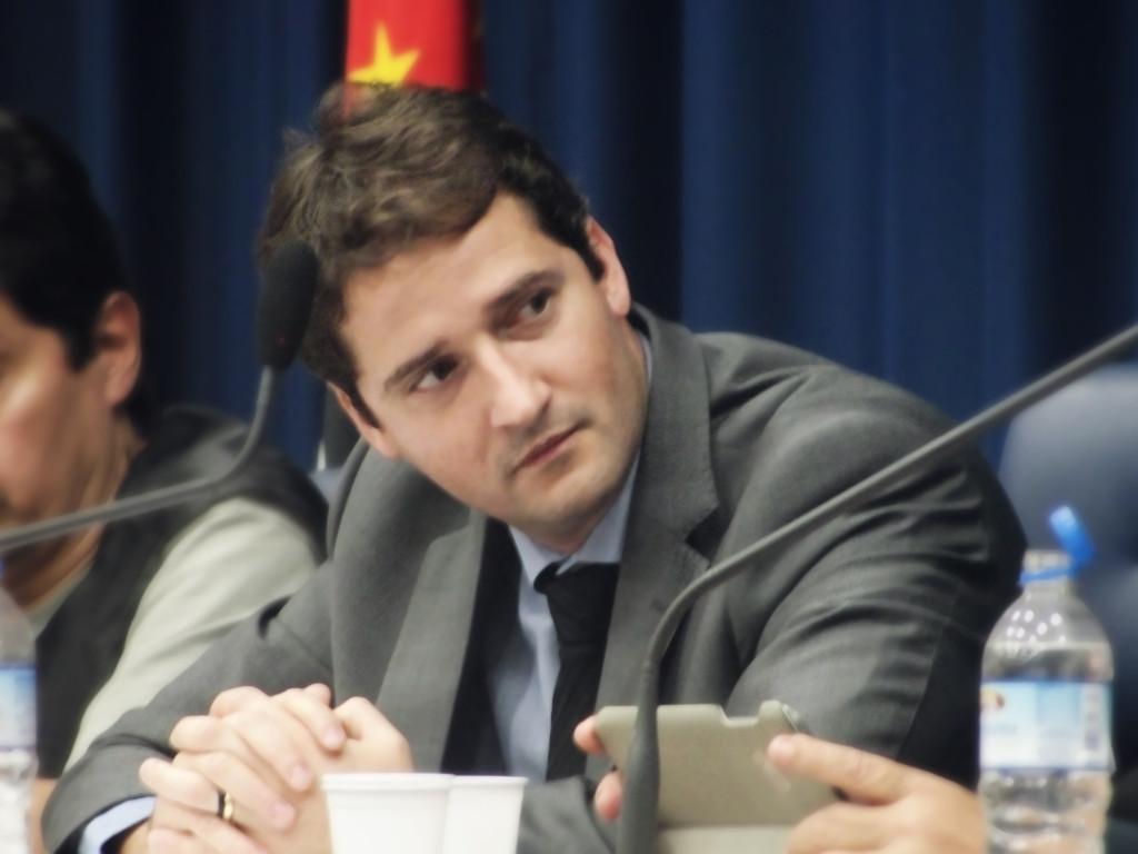 deputado estadual Raul Marcelo