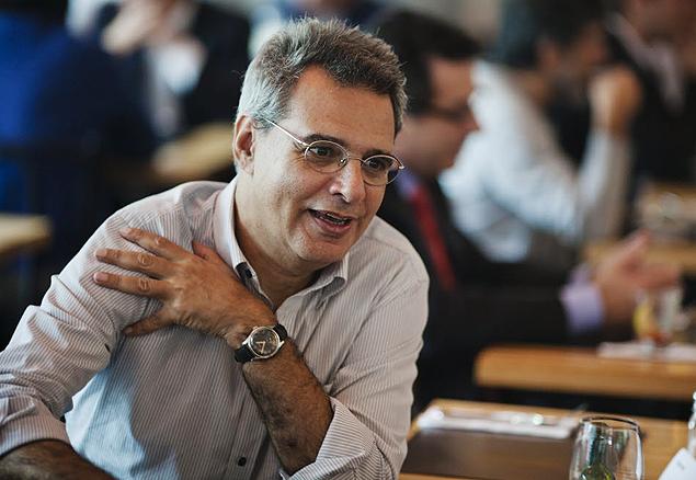 jornalista Gilberto Dimenstein Foto Gabo Morales Folhapress