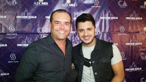 Anderson Pinheiro e Cristiano Araujo
