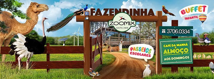 Fazendinha Zoo Mixx