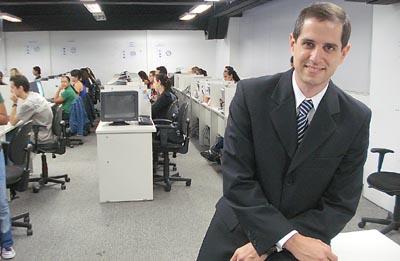 GERAL032/FVIDAL.JPG gestor executivo de inovação e qualidade do produto da MRV, Flávio Vidal CRÉDITO: DIVULGAÇÃO