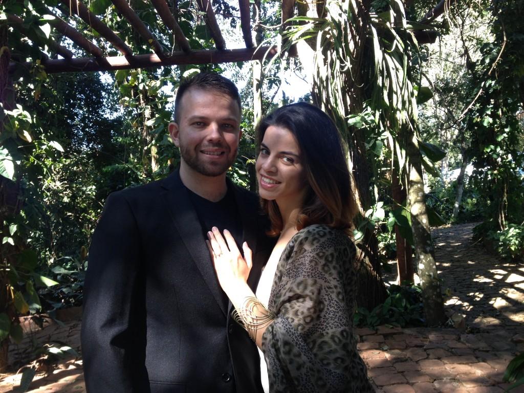 Guilherme Moreira e Alessandra