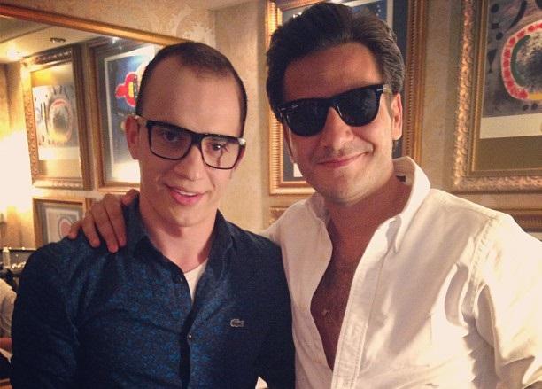 Henrique e Sergio