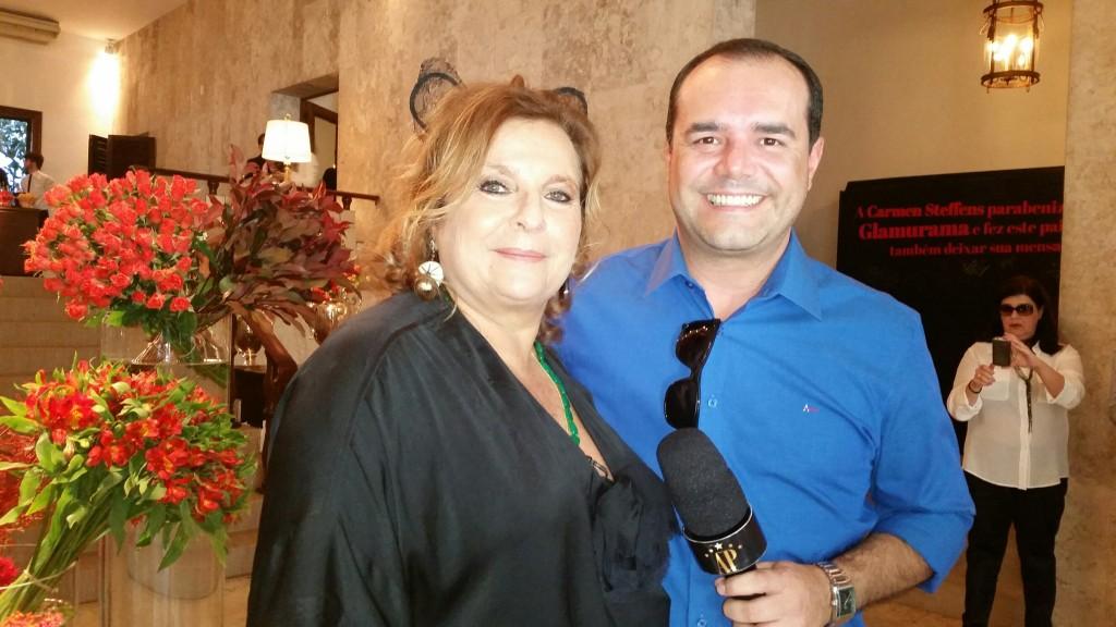 Joyce Pascowith e Anderson Pinheiro
