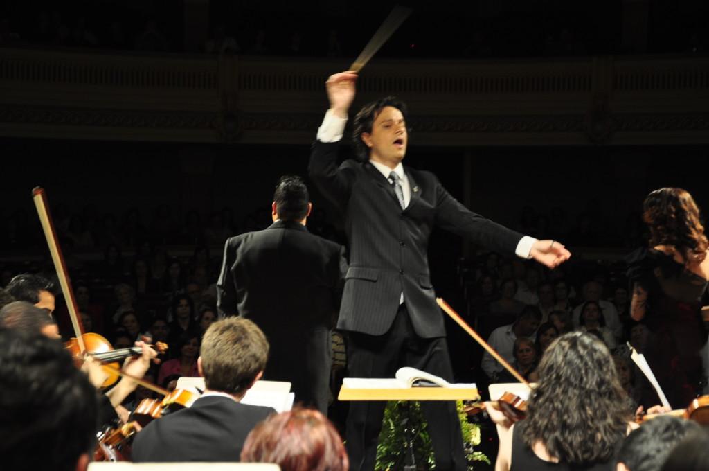 Maestro Nazir Bittar