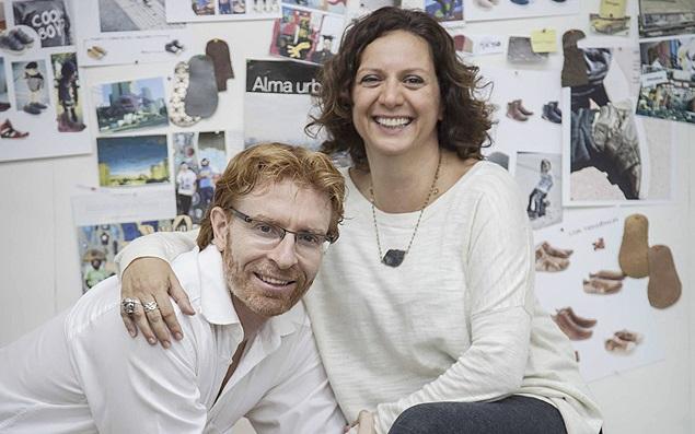 Scott McInerney e Ana Cláudia McInerney