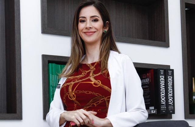 dermatologista Juliana Gumieiro