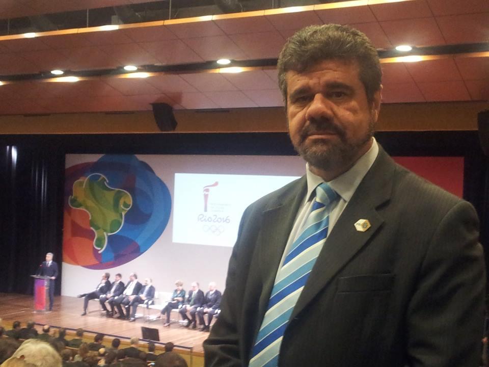 Gilmar Dominici em Brasília