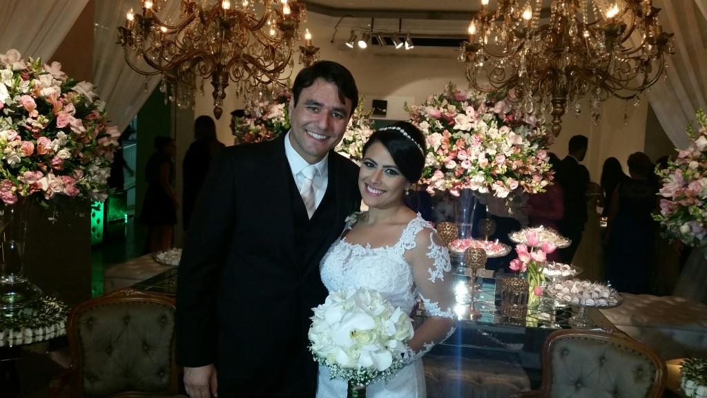 Leandro Viana e Carla Teles Foto EstiloAP