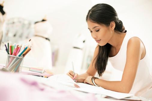 Asian Fashion Designer