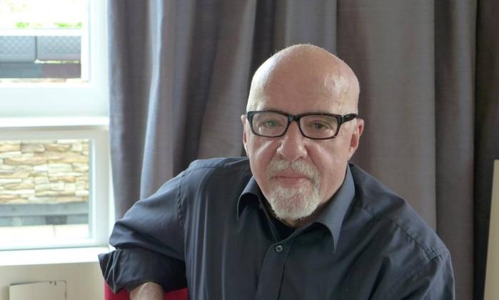 Paulo Coelho Divulgação