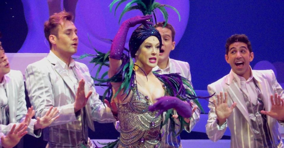 Claudia Raia Musical