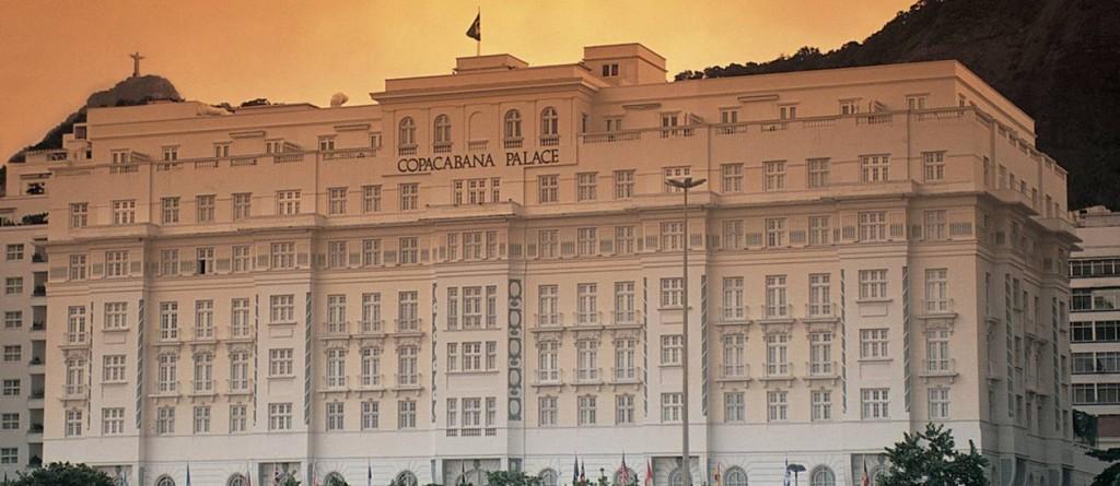 Copacabana Palace Hotel Divulgação