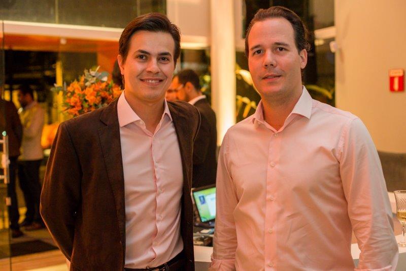 Diretores Bild - Thiago Faraco e Rodrigo Saccarelli