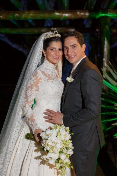 Mariana Zani e Alexandre Xavier