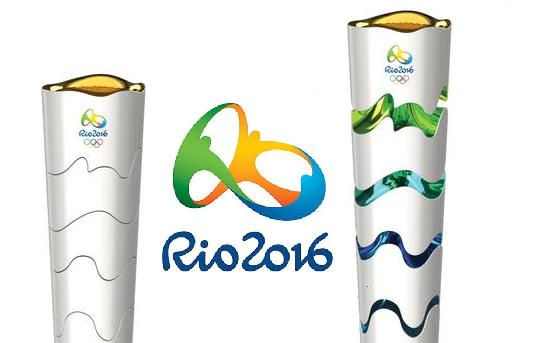 Tocha Olímpica Rio 2016 Foto Ilustrativa Divulgação