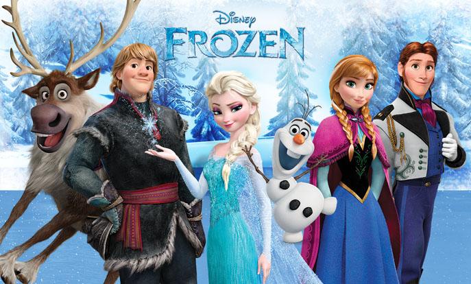 frozen divulgação 2