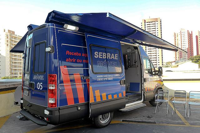 SEBRAE ASCOM / Sebrae Móvel - data: 07/06/2010 - Sebrae Móvel no Shopping Santana Parque. Foto: Luiz Prado / LUZ