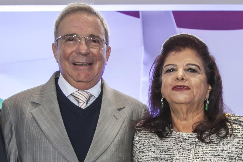 Abdala e Luiza Helena Trajano