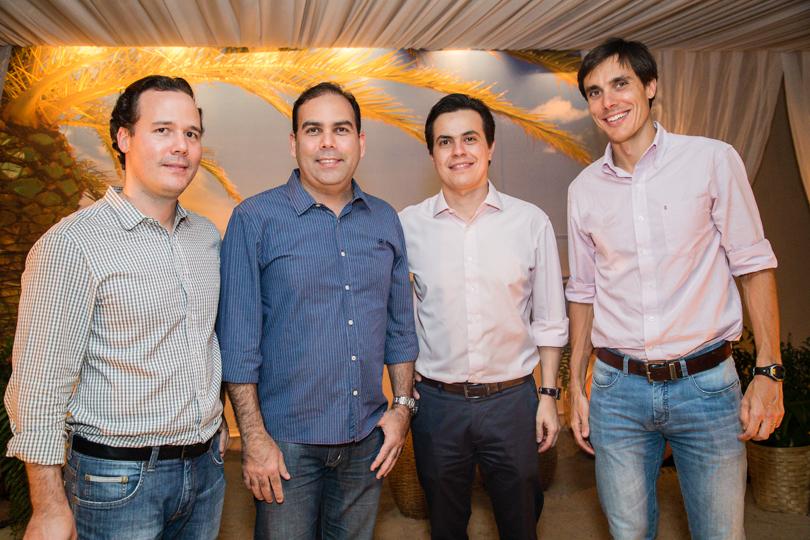Diretoria Bild - Rodrigo Saccarelli, Fabio Franco, Thiago Faraco e José Luiz Camarero Neto (2)