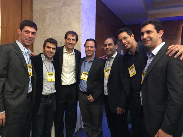 Executivos da Bild no Forum HSM