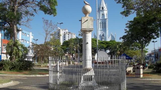 Praça Nossa Senhora da Conceição Franca
