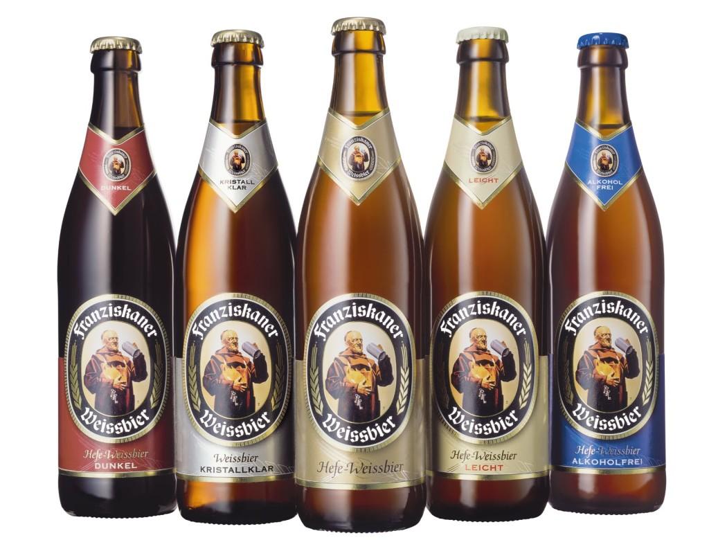 cerveja alemã franziskaner