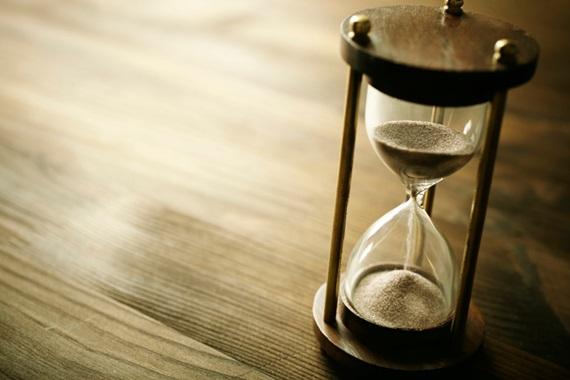tempo foto ilustrativa divulvação