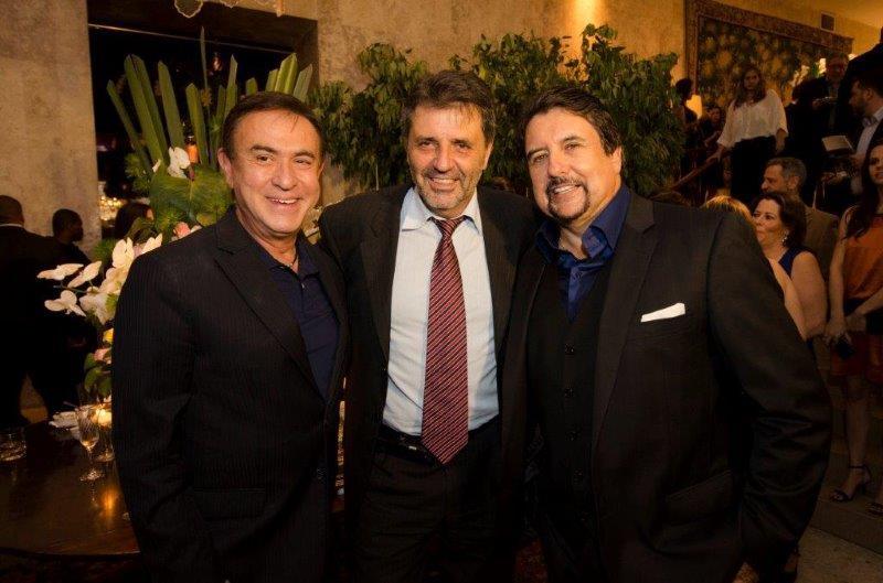 Amaury Jr, Osvaldo Nico e Norberto Busto