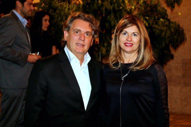 Angelo e Walquiria Derenze.Crédito da foto Antonio Salani