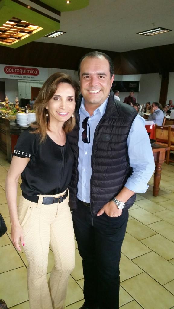 Darcy Vera e Anderson Pinheiro