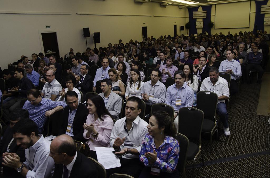 IV Workshop de Gestão Hospitalar e o I Workshop de Gestão Empresarial realizados em Ribeirão Preto em 2015 (2)