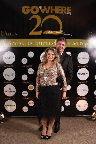 Liliane Ventura e Vinicius Lopes