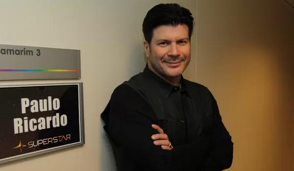 Paulo Ricardo Reprodução