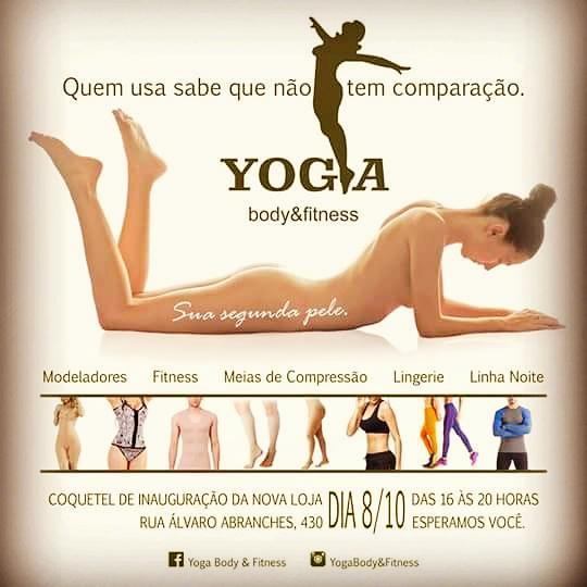 Yoga Convite