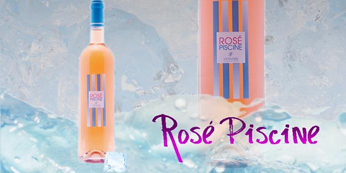 Capa Rose piscine