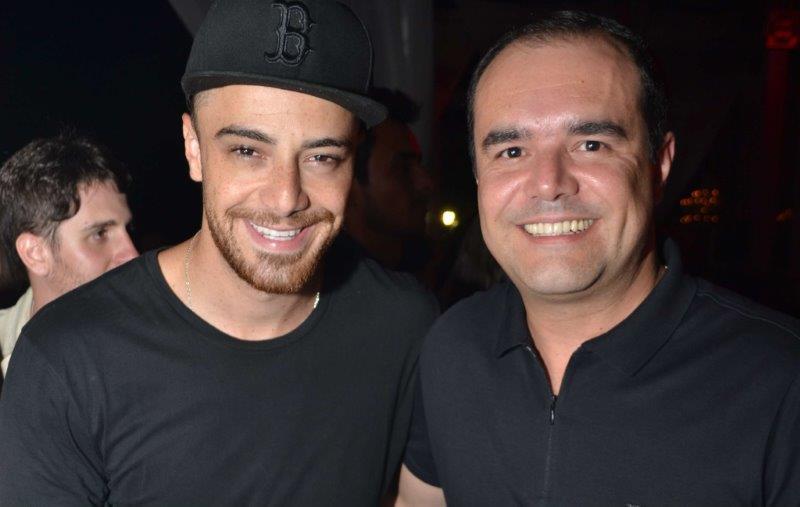 Felipe Titto e AP