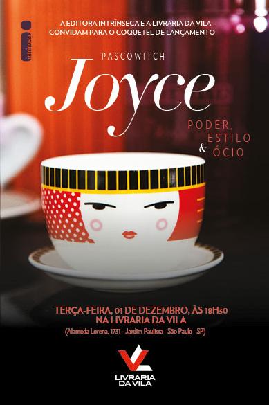 Livro Joyce