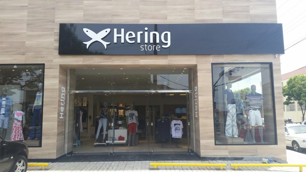 Loja Hering Store Major Nicácio