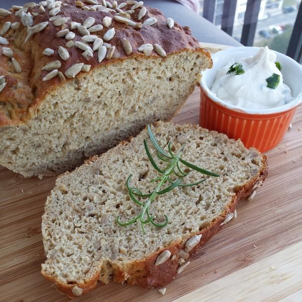 Pão sem lactose Foto Divulgação