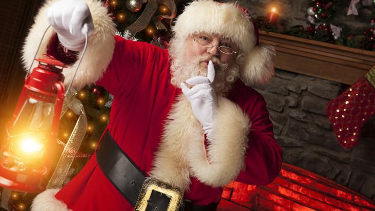 Papai Noel  Getty Images