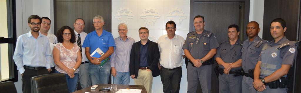 Reunião Segurança ACIF